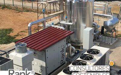 Valoración energética e instalaciones llave en mano